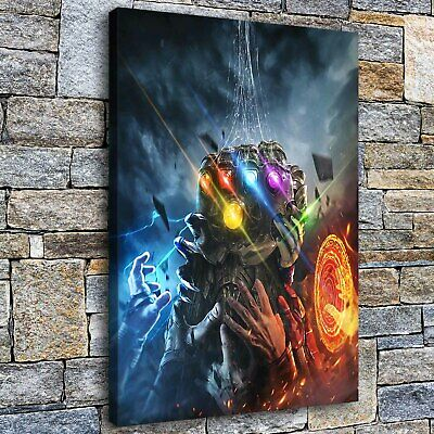 """Avengers: Endgame HD Canvas prints Painting Home Decor Picture Wall art 16""""x24"""""""
