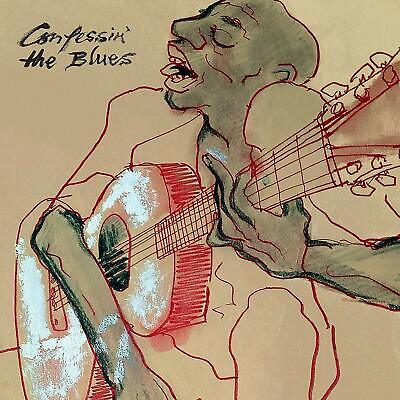 Various Artists - Confessin' The Blues (2 - CD Set, UK - Import 2018) 42 Songs