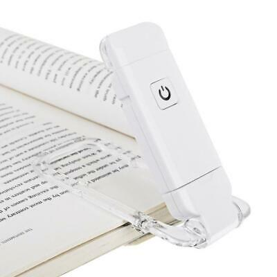 DEWENWILS USB Rechargeable Book Reading Light, Brightness Adjustable Daylight