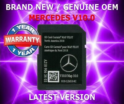 2019 MERCEDES-BENZ CLA GLA SLC B Class SD CARD GPS Navigation A2189063403  USA/CA