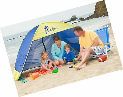 the latest 68af4 e4d67 Pop-Up Tents Shade Shack Instant Pop Up Family Beach Tent ...
