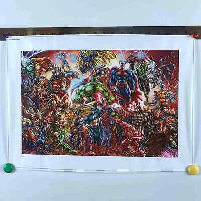 Super hero poster Painting HD Print on Canvas Home Decor Wall Art Promotion12x18