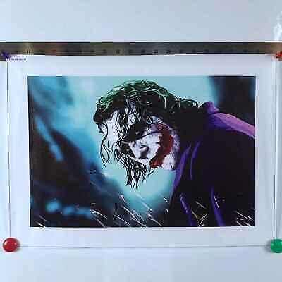 Clown jack Painting HD Print on Canvas Home Decor room Wall Art Promotion12x18