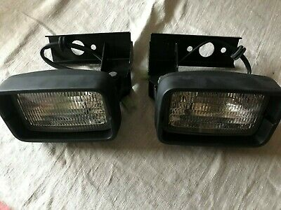ford 40 series tractor work lamps un used