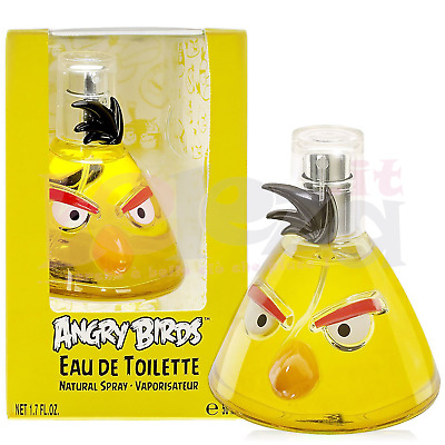 Angry Birds Profumo EDT Yellow - 50ml