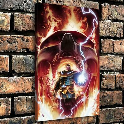 """Thanos Avengers posters HD Canvas Painting Home Decor Picture Wall art 16""""x24"""""""