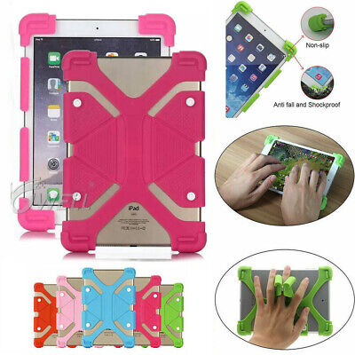 US For LG G Pad X 8.0 V520 32GB Universal Shockproof Soft Silicone Case Cover