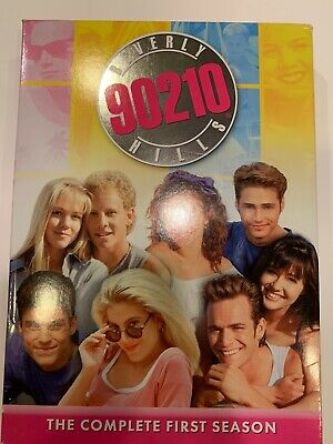 Beverly Hills 90210 - The Complete First Season (DVD, 2006, 6-Disc Set,...