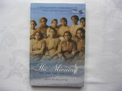 THE MIRNING - We Are The Whales by IRIS BURGOYNE