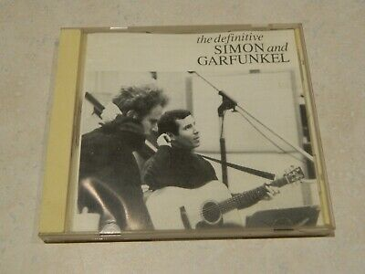 Simon And Garfunkel The Definitive CD [Ft: I Am A Rock, The Sound Of Silence]