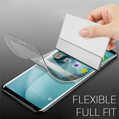 5Pcs 10D Hydrogel Full Screen Protector Film For Samsung Galaxy S10 S9 Plus S20