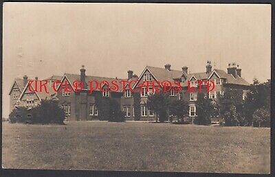 Suffolk - BURY ST EDMUNDS, East Anglian School,  Real Photo 1920