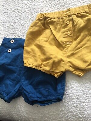 Happyology Baby Bloomer Shorts 18-24 Months
