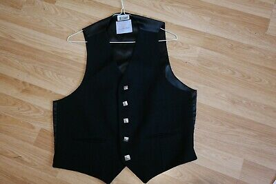 Prince Charlie style waistcoat. Ideal for weddings/prom