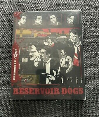 Reservoir Dogs - Exclusive Limited Edition Mondo Blu-Ray Steelbook