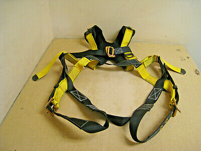 New Guardian Fall Protection Cyclone Construction Harness Size M-L Free Shipping