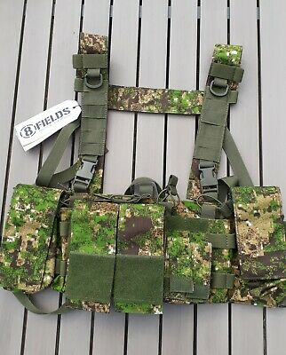 Tactical chest rig 8fields Pencott Greenzone