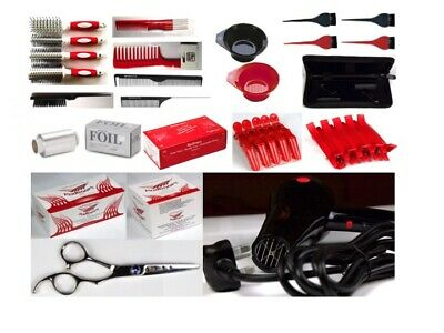 Hairdressing Kit College Kit, Salon Colouring Kit Procare foil Redliner Meche