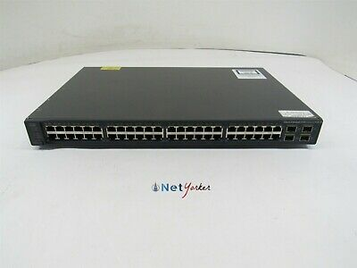 CISCO CATALYST WS-C2960S-24TS-L V03 2960-S Series 24Port Gigabit