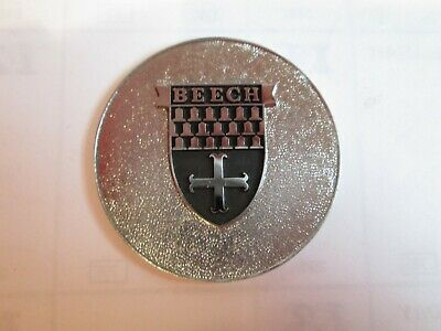 Beechcraft Control Wheel Medallion Emblem New WIth 8130-3 Multiple Applications