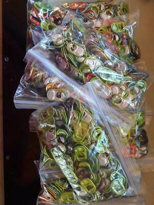 500+ Monster Energy Tabs for 2019 Vault Gear! *Free Shipping*  **** 10  LOTS ***