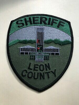 LEON COUNTY (FL) Sheriff's Office Patch w/BONUS Tallahassee P D