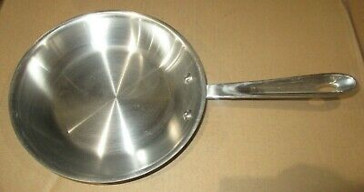 All-Clad D5 8-inch Stainless Steel Tri-Ply Bonded Dishwasher Safe Fry-Pan