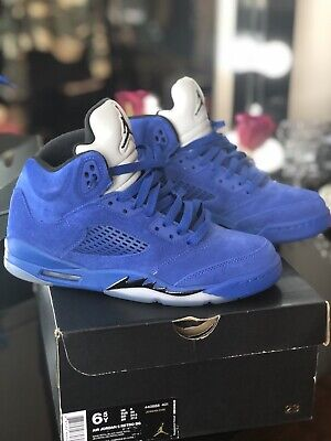 d983c4c04e5 Nike AIR JORDAN 5 RETRO GAME ROYAL