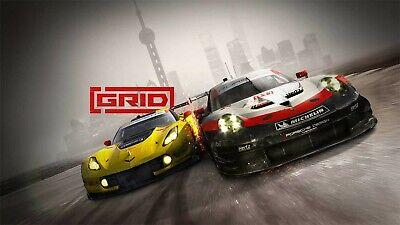 GRID Ultimate Edition +66 EXTRA GAMES (STEAM) - PC 2019