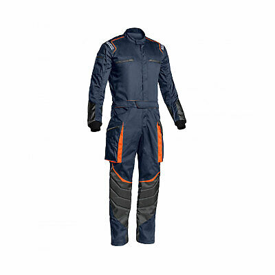 Sparco MS-7 Mechanic Overalls navy blue size XL NEW