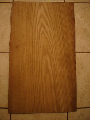 "VINTAGE TEAK VENEER  WOOD VENEER  12''X 36""x1/28 OR .035  OVER 40 YEARS OLD"