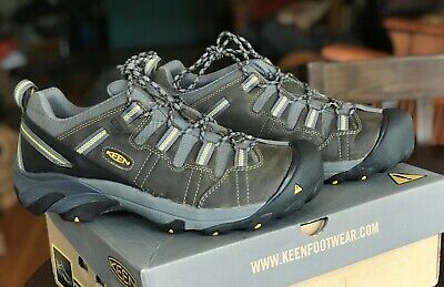 572a3923d48 MENS KEEN DETROIT Low Steel Toe Safety Shoe ESD Size 9.5 - $34.80 ...