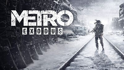 Metro Exodus (STEAM) - PC 2019