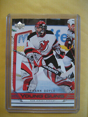 2006-07 06-07 UD Upper Deck Young Guns SP Frank Doyle RC Rookie #224