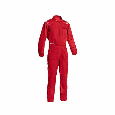 Sparco MS-3 Mechanic Overalls Red - Genuine - M