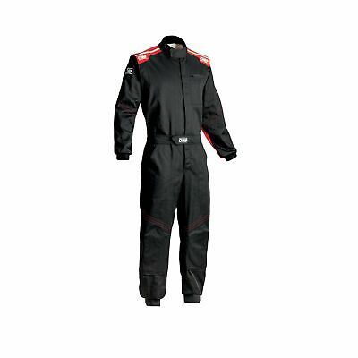 OMP BLAST EVO Mechanics Suit black-red - Genuine - 58