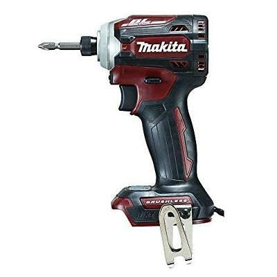 Makita TD171DZAR Impact Driver Red 18V 2018 Model (Body only) Japan new .
