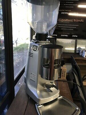 Used Mazzer Major Commercial Automatic Espresso Coffee Grinder Perfect Condition