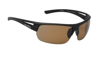 NEW Ugly Fish Polarised Sunglasses Mirage PC7330 Black/Brown