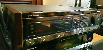 Pioneer Elite Cld-92 Laser Disc Player Rare Vintage
