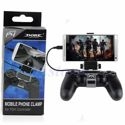 PlayStation PS4 Game Controller Mobile Phone Smart Clip Clamp Mount Holder Hot