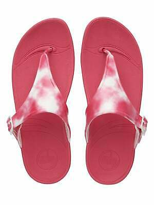 Womens FitFlop Raspberry Super Jelly Sandal