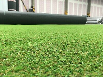Cheap Artificial Fake Grass Clearance Roll End Remnant 15mm Off Cuts Astro Turf