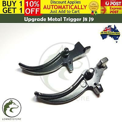 Metal Trigger Upgrade for Gel Ball Blaster Gen 8 9 M4A1 Accessories Toy Parts