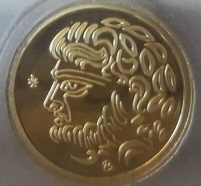 Best price 🅰 Greece Gold 50 Euro 2018 GRECE 🅰 God Poseidon 🅰Temple at Sounion