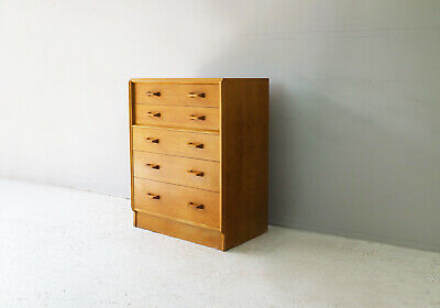1950/60's mid century G Plan / E Gomme 'Brandon' chest of drawers