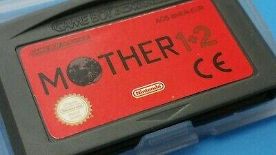 Mother Earthbound 1 + 2 GBA RPG SP DS FAST POST. 100% UK Stock. International
