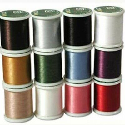 KO Beading thread in choice of colours. 55yd spool