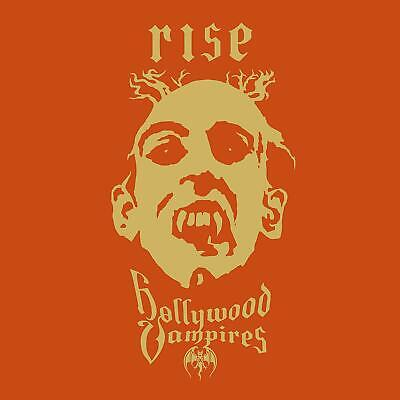 Hollywood Vampires - Rise - New CD Album - Released 21/06/2019