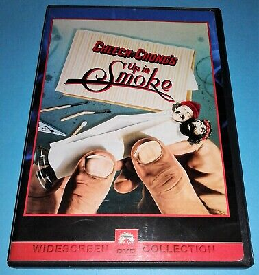 Cheech & Chongs Up in Smoke (Mint Condition DVD, 2000) + With Free Shipping
